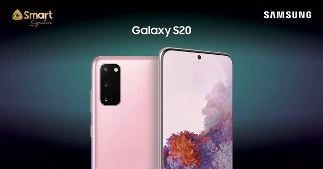 Smart Signature Samsung Galaxy S20