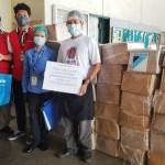 Daikin Philippines Lung Center donation