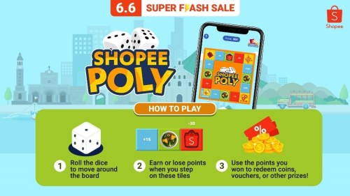 Shopee SeaTalk In App Game