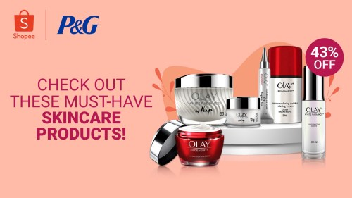 Shopee Super Brand Day OLAY Skinfusion
