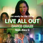 TikTok Dance Challenge Alex Gonzaga OPPO A92