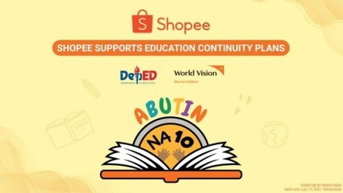 Shopee x DepEd x World Vision