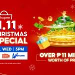 Shopee 11.11 Big Christmas Sale