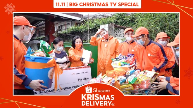 Lorna Nonong Shopee Kris Aquino