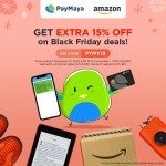 PayMaya Amazon Partnership