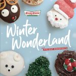 Krispy Kreme Winter Wonderland Holiday Doughnuts