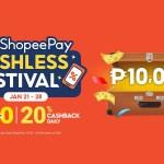 ShopeePay Cashless Festival