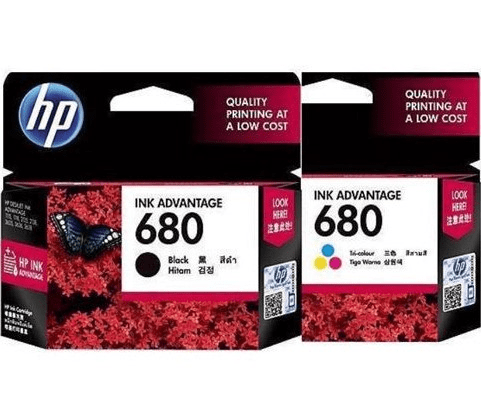 HP IA 680 Black and Tri Color