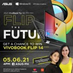 Flip the Future ASUS VIVOBook Flip 14