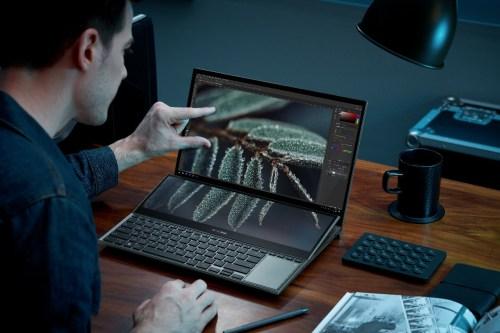 ASUS ZenBook Pro Duo OLED 15