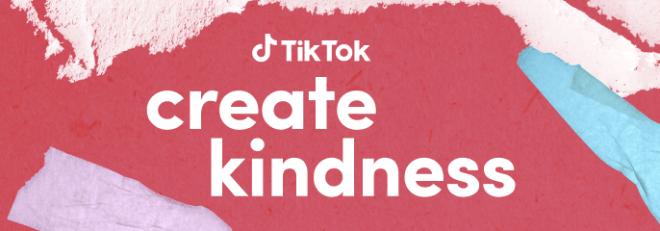 TikTok Create Kindness