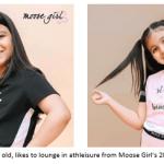 Moose Gear Moose Girl 2021 collection