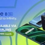 realme 8 5G Postpaid Plans
