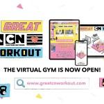 Cartoon Network Workout