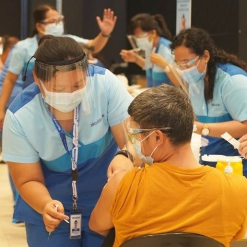 Maxicare rolls out vaccination program for employees and families