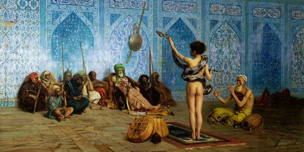 Orientalism: The Theory