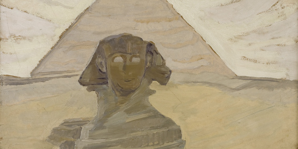 An Account of Egypt - Where is the Orientalist Hiding ?