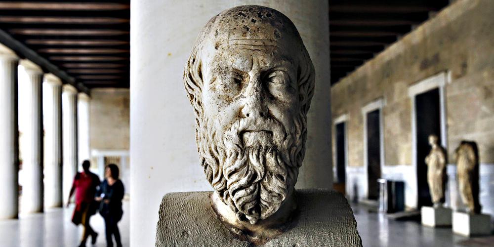 Herodotus, First Orientalist ?