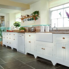Free Standing Cabinets For Kitchen Dolphin Accessories Painted Devon Samuel F