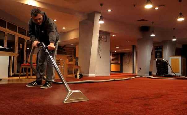 Website Design Portfolio: Gladiator Cleaning