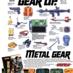 Metal Gear Ad