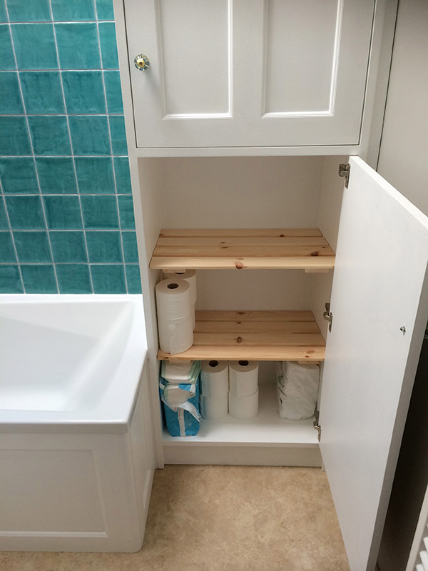 Built In Furniture Designed And Made By Sam Wiltshire