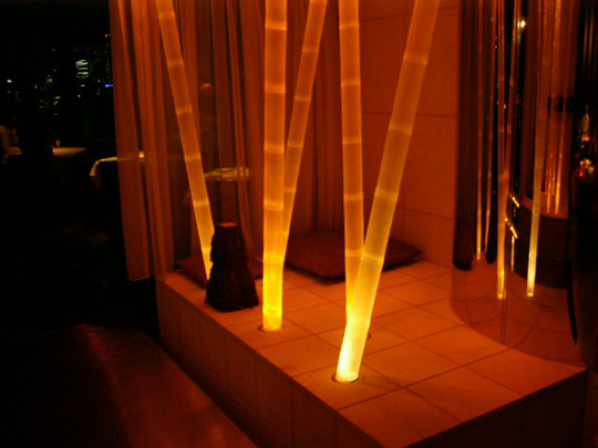 Bamboo Lighting SystemsSanAi Corporation USA