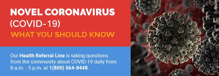 Covid-19(Coronavirus) Information | City of San Clemente, CA