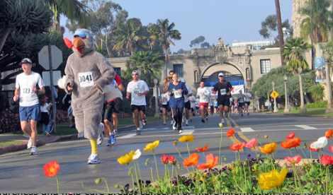 Thanksgiving Day Run