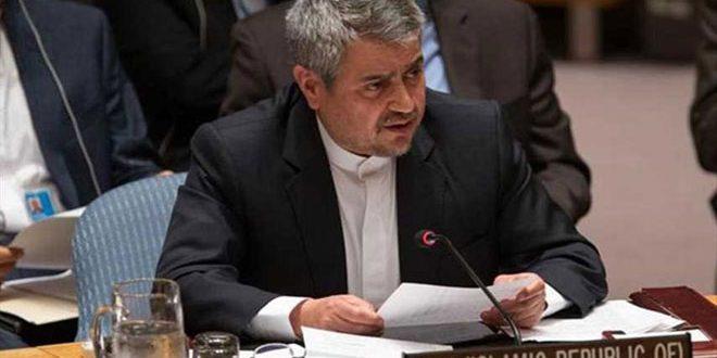 Irán felszólítja az ENSZ Biztonsági Tanácsát, hogy ítélje el az izraeli agressziót Szíria ellen