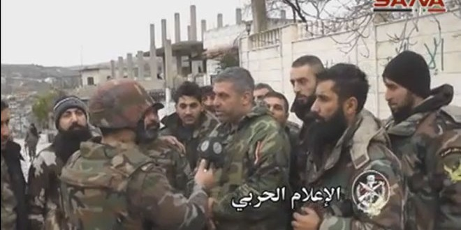 THE U.S. CHANGES DIRECTION IN SYRIA; ALEPPO IS ASSAD'S CITY!  ARMY PUNISHING SAUDI TERRORISTS IN DER'AH; RATS CRINGE IN IDLIB AS AIR FORCE SLASHES SUPPLY LINES 1