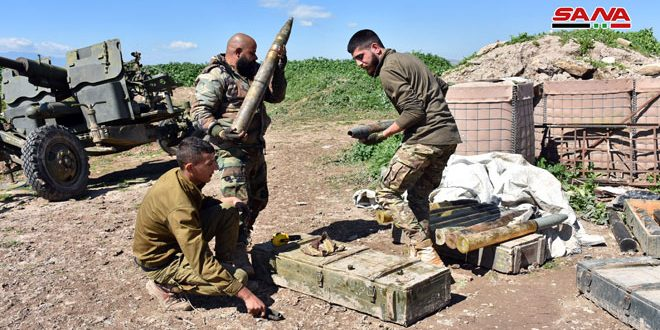 NUSRA BLASTED IN HAMA AND IDLIB BY SAA; MORE AMERICAN WEAPONS TO TERRORISM FOUND 1