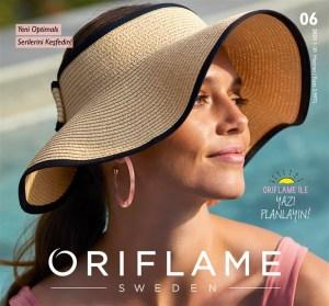 Oriflame haziran kataloğu