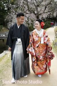 ロケーションフォト 婚礼