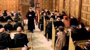 Alemania clava de nuevo las 95 tesis de Lutero