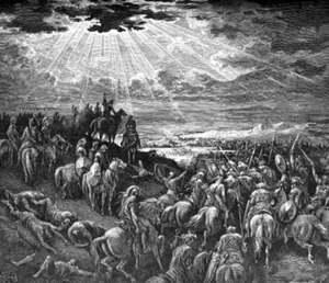 Descubren la fecha exacta de la batalla de Josué