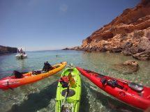 Sea Kayaking In San Antonio Ibiza