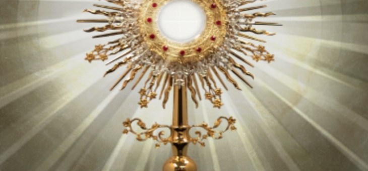 Things to Do During Eucharist Adoration