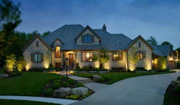 outdoor home structure wall &