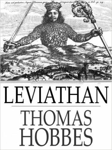 """Thomas Hobbes """"Leviathan"""""""