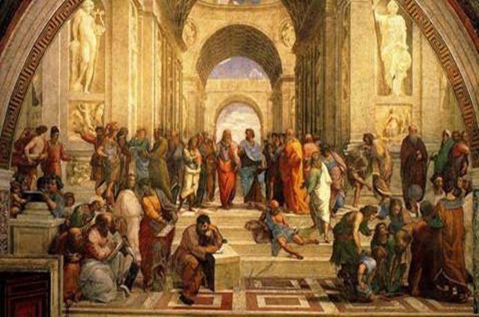 Rönesans Ve Hümanizm üzerine Sanat Duvarı