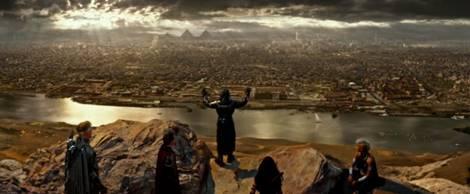Müridlerine olması gerekeni anlatırken Apocalypse.