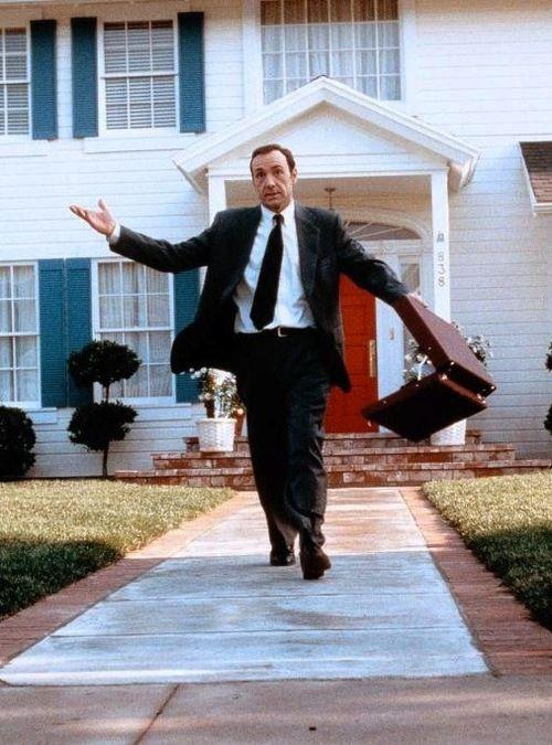 Lester Burnham(Kevin Spacey)