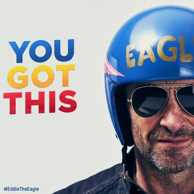 The Eagle - Hugh Jackman