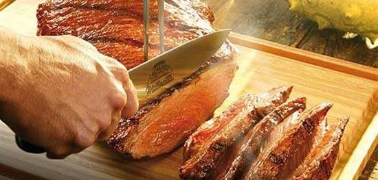 Türkiye'de ya da Avrupa'da Picanha fotoğrafı gördüklerinde hemen 'bildiğimiz Steak' deseler de, olay tamamen farklı.