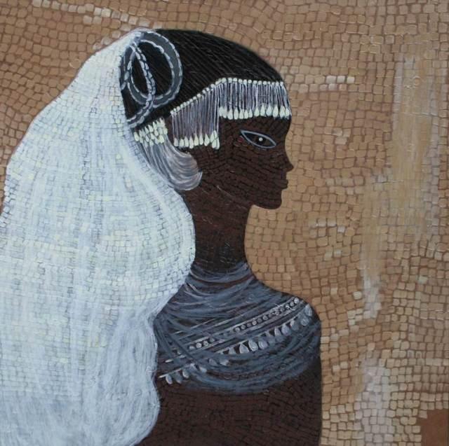 H.E. Sedef Yavuzalp'in KEV Sanat Galerisi'nde açacağı sergide 25 eser sanatseverlerin beğenisine sunulacak.