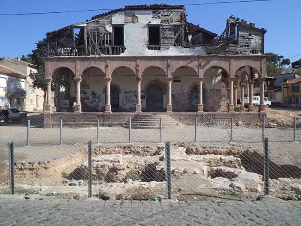 Agia Triada Kilisesi, Ayvalık.