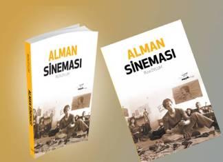 Alman Sineması Kitabı Yayınlandı