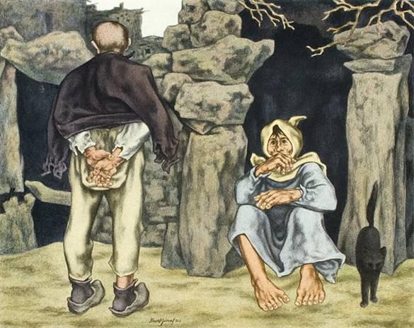 Resim 7: Neşet Günal, Bunalım,tuval yağlıboya, 145x178cm