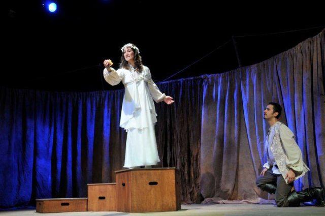 William Shakespeare Tiyatro Oyunu
